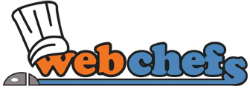 Webchefs small business web design logo